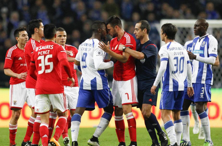 """Benfica"" – ""Porto"""