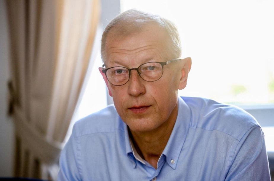 Varėnos meras Algis Kašėta