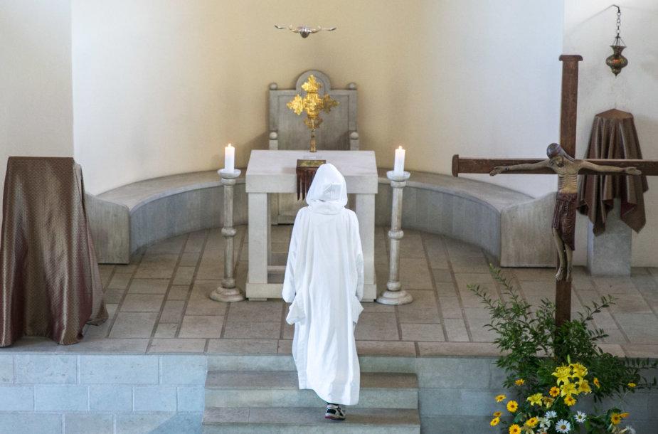 Paparčių Aušrinės Marijos vienuolynas