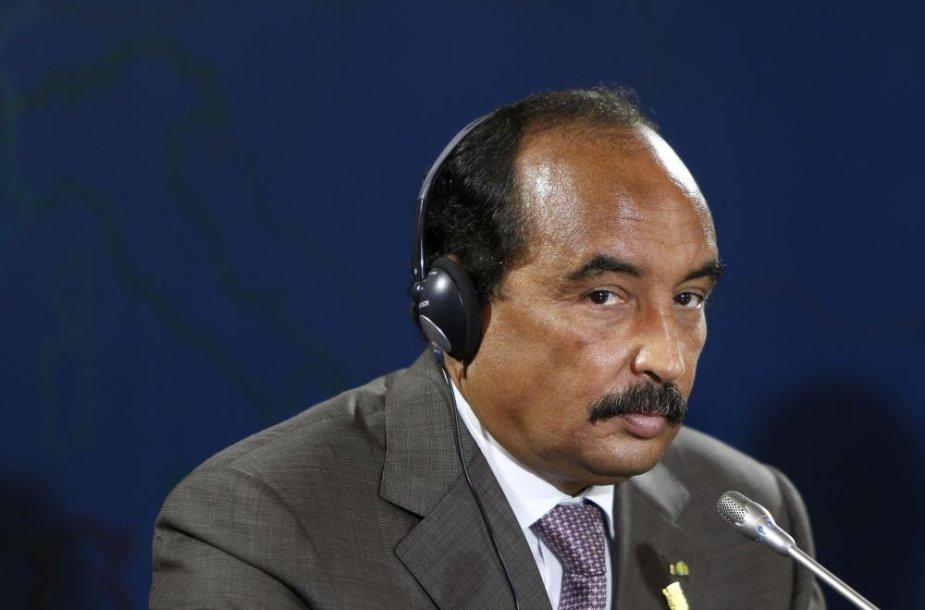 Mohamedas Ouldas Abdel Azizas