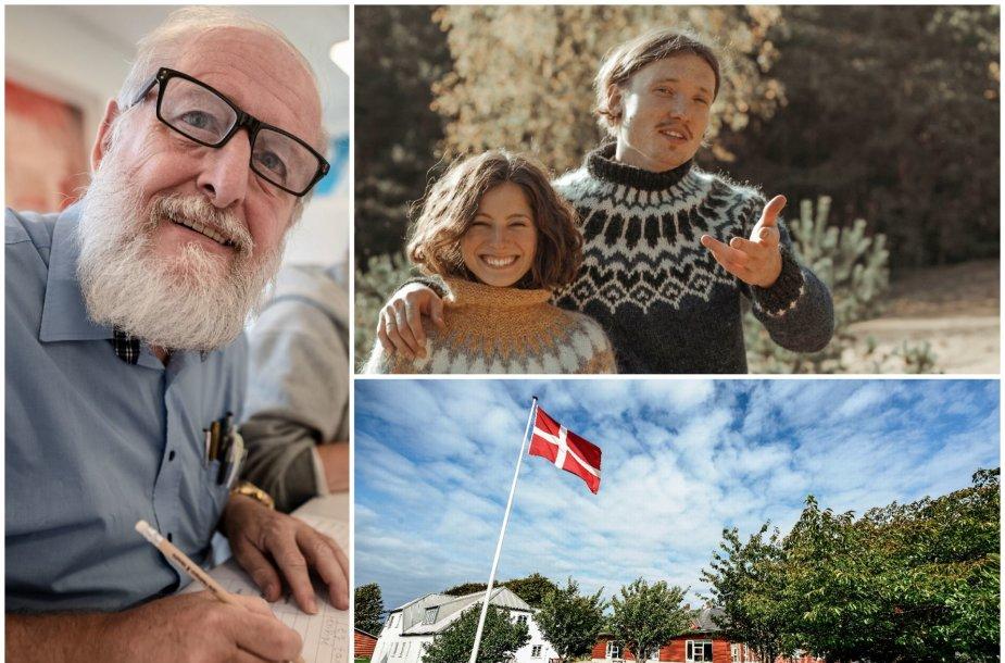 Wade into Adventure: apsilankymas Danijos laisvojoje mokykloje