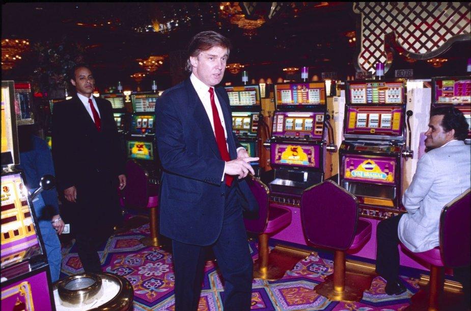 Donaldas Trumpas (1990 m.)