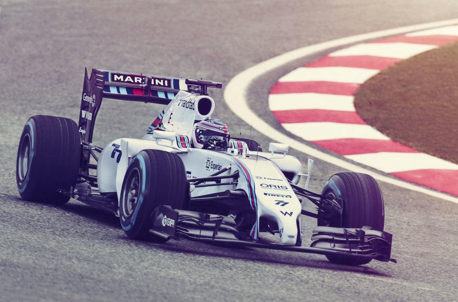 """Williams Martini Racing"" komanda"