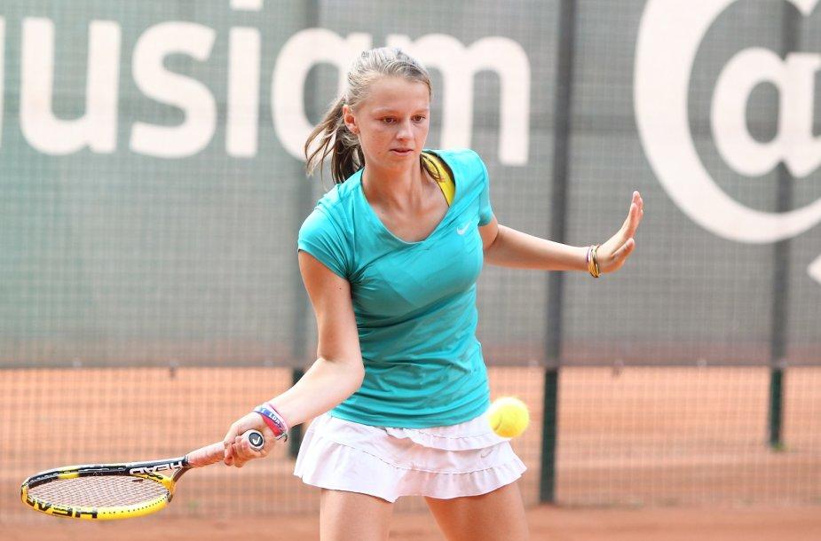 Vilniaus teniso akademijos taurė 2014