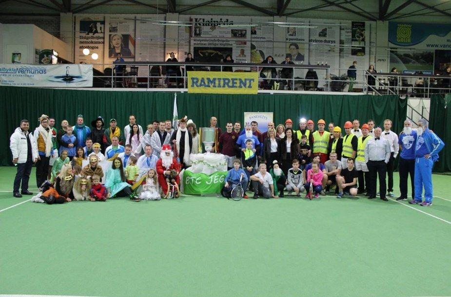 Baltic tennis club