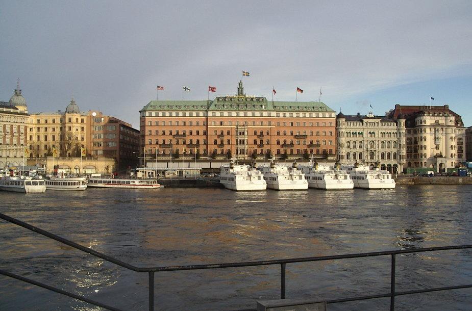 """Kruizines keliones į Stokholmą su """"Tallink"""""""