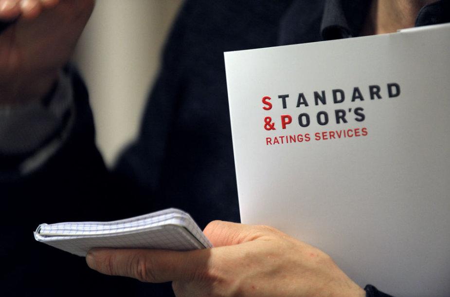 """Agentūra """"Standard & Poor's"""""""