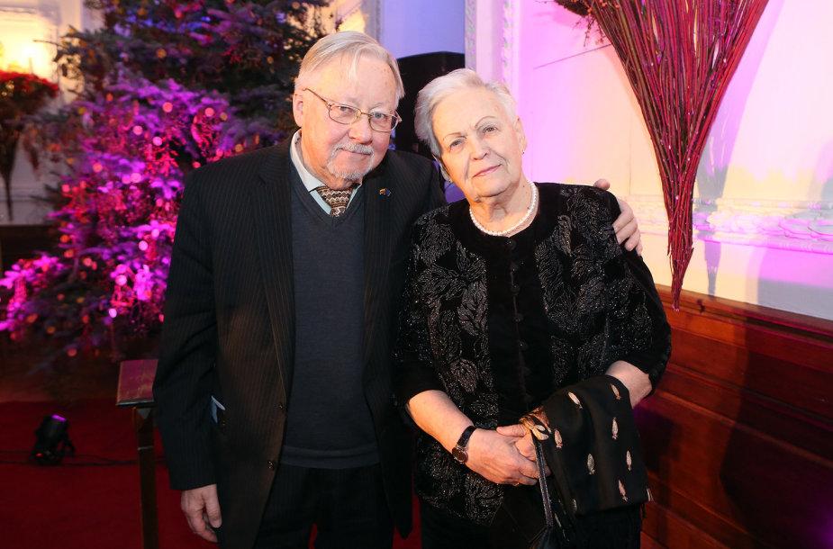 Vytautas ir Gražina Landsbergiai