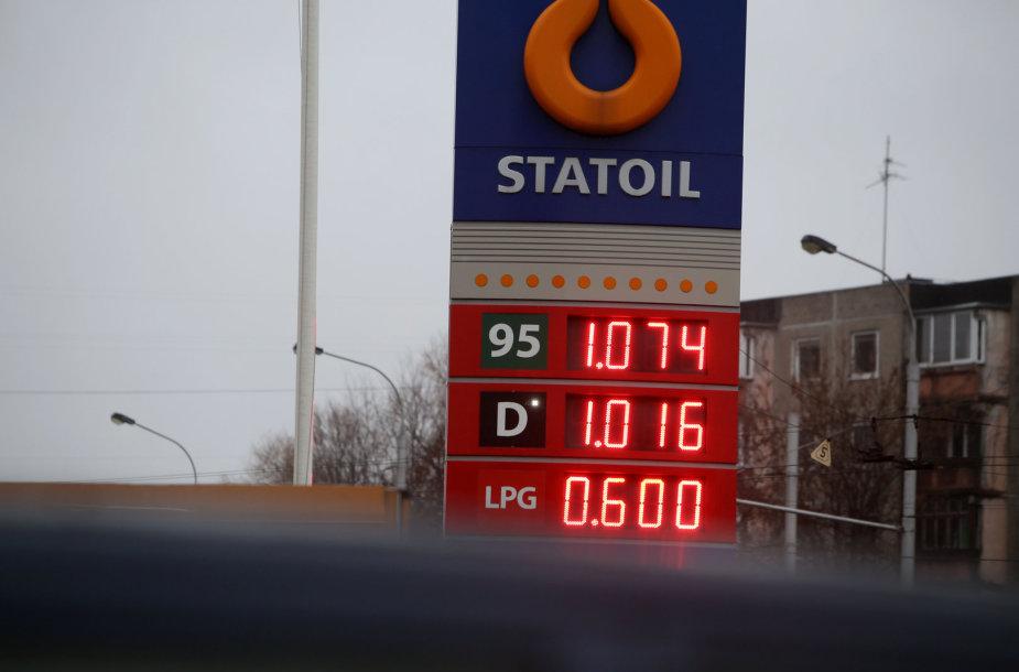 """Statoil"" Šiaurės pr."