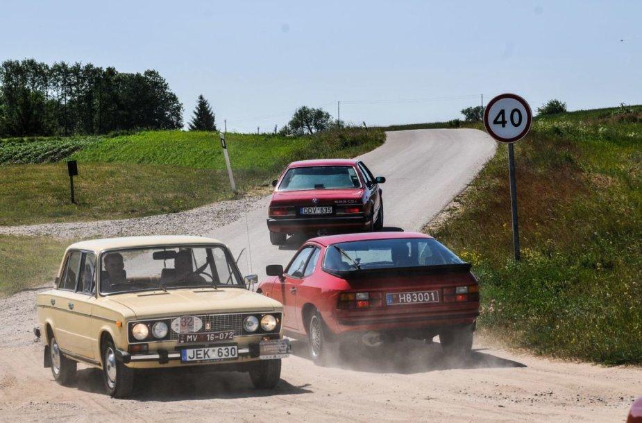 Istorinių automobilių ir motociklų ralis