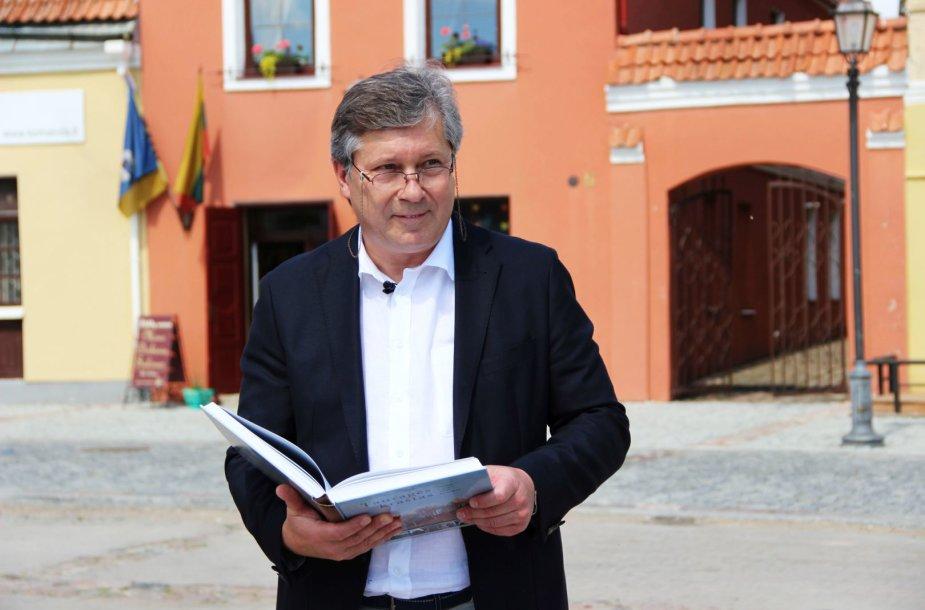 Kėdainių meras Saulius Grinkevičius