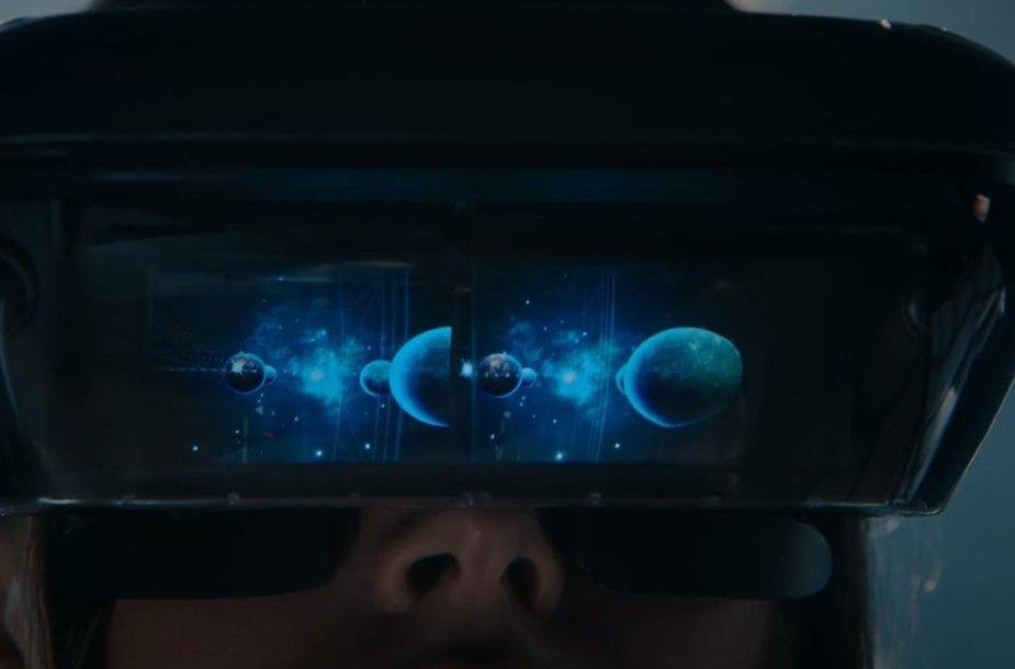 """""""Lenovo"""" papildytosios realybės akiniai"""