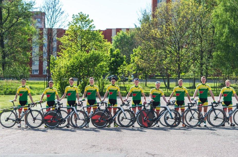 """Klaipėda Cycling Team"""