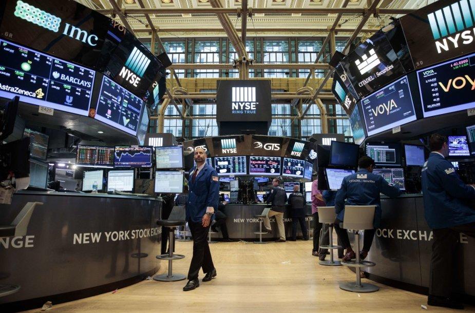 Niujorko vertybinių popierių birža