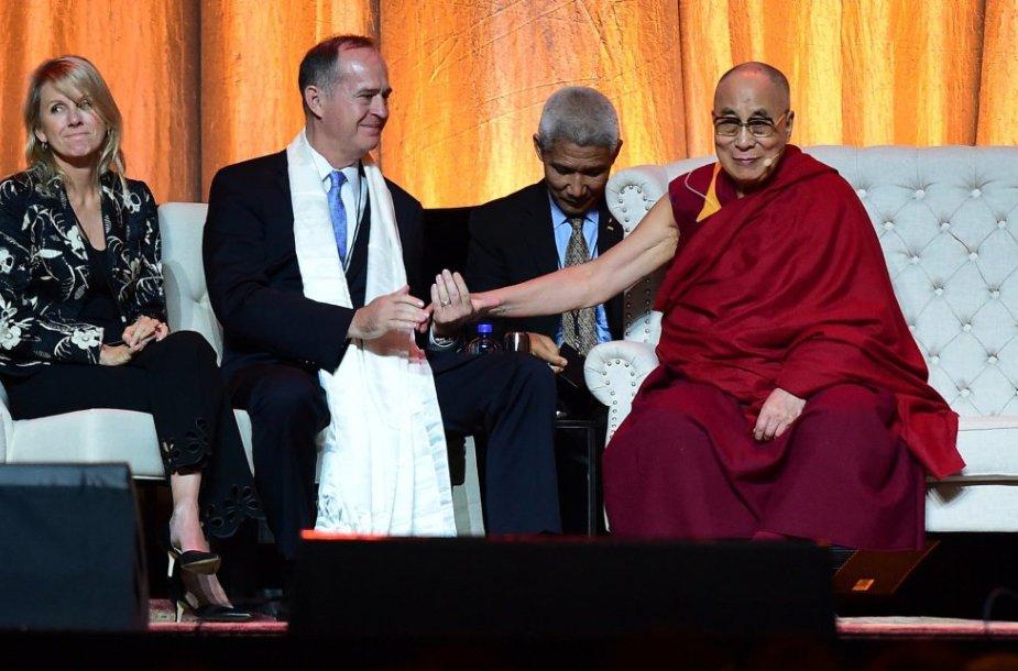 Dalai Lamos gimtadienio iškilmės truks tris dienas