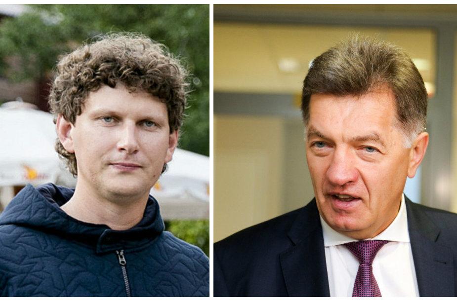 """""""Ministerium"""" tvirtina negalinti atskleisti sandorio sąlygų, mat Evaldo Vaitasiaus partneris nėra nei premjero Algirdo Butkevičiaus, nei kokio kito politiko giminaitis"""