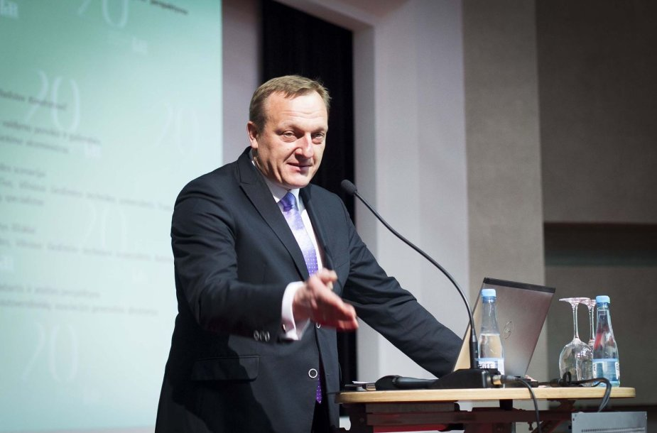 Susisiekimo viceministras Vladislavas Kondratovičius