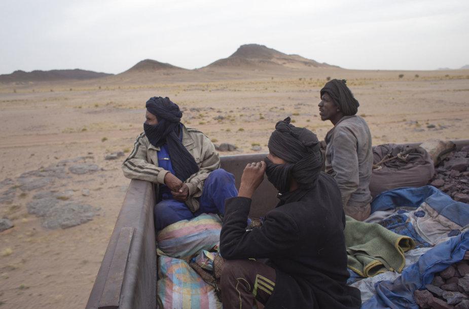 Kelionė Mauritanijoje
