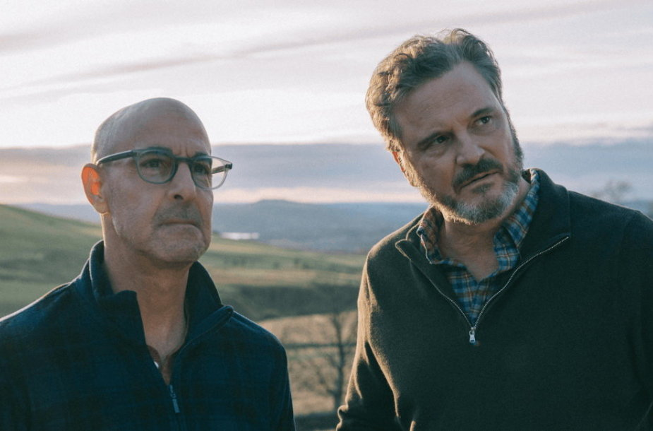 Stanley Tucci, Colinas Firthas