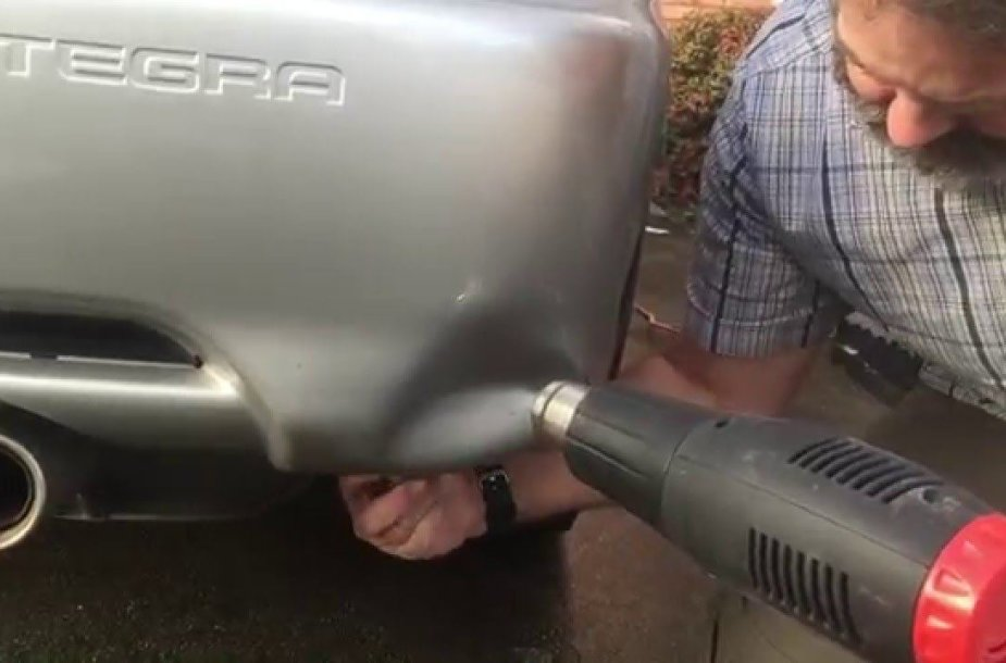 how-to-repair-a-dent-in-a-rubber-or-plastic-bumper-quick-and-easily