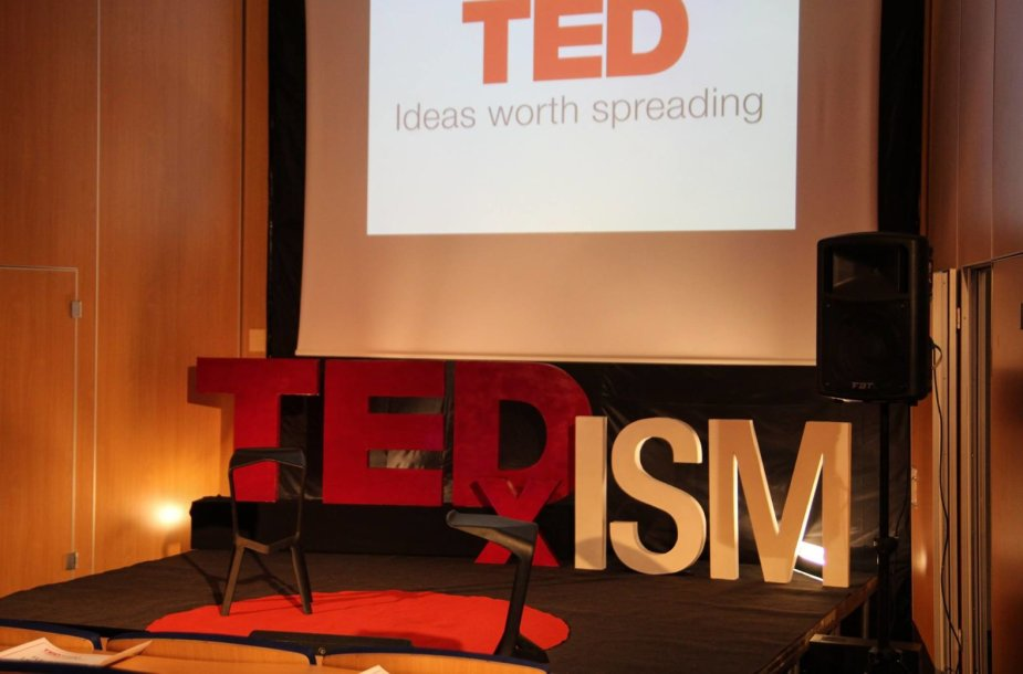 """TEDxISM"" konferencija"