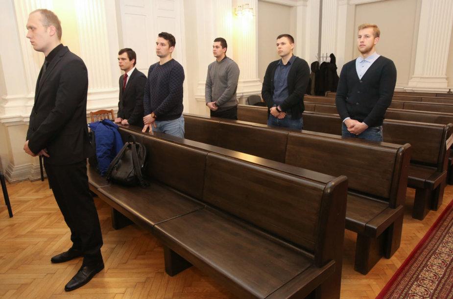 T.Dobrovolskio nužudymo bylos nuosprendžio paskelbimas