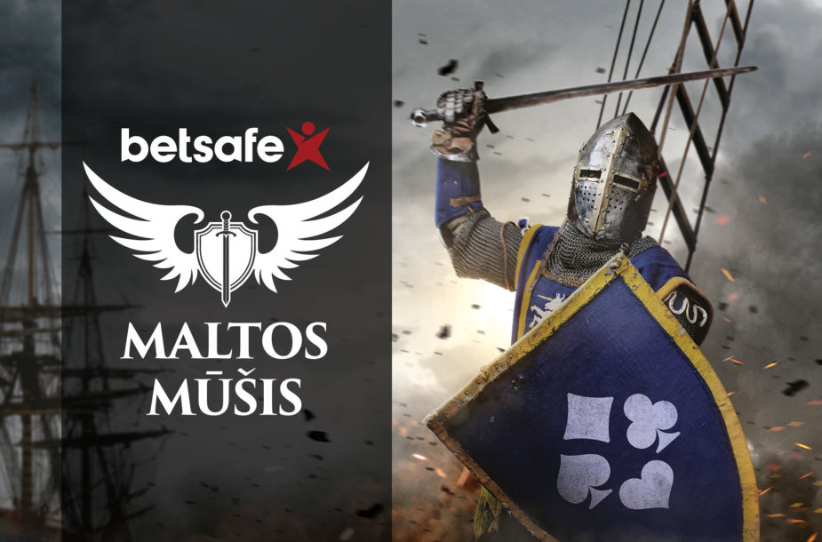 """Battle of Malta"" / betsafe.lt nuotr."