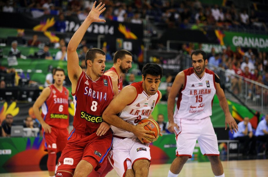Serbija – Iranas