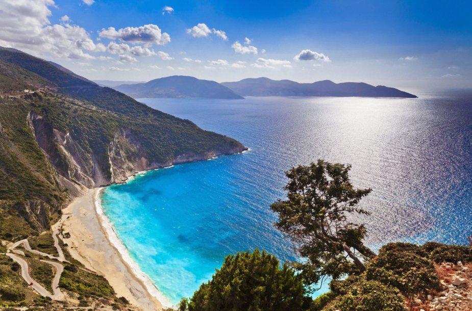 Kefalonijos sala Graikijoje