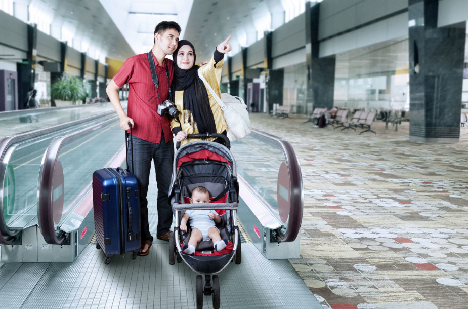 Islamiškasis turizmas kasmet auga – vis daugiau musulmonų šeimų keliauja