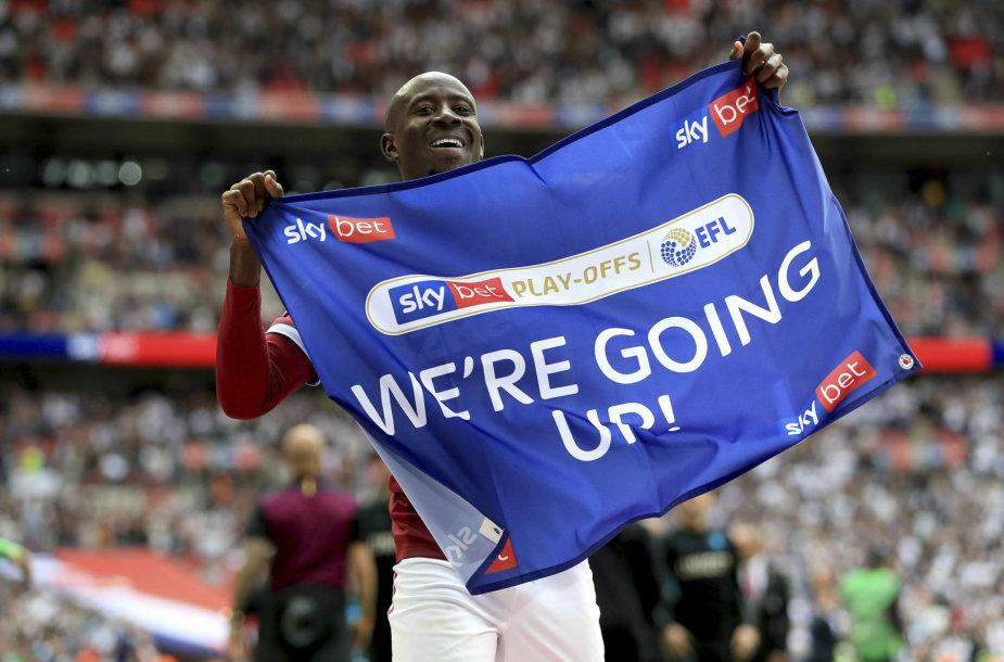 """Aston Villa"" sugrįžo į ""Premier"" lygą"