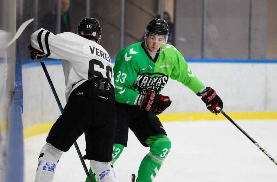 """""""Hockey Punks"""" – """"Kaunas Hockey"""""""