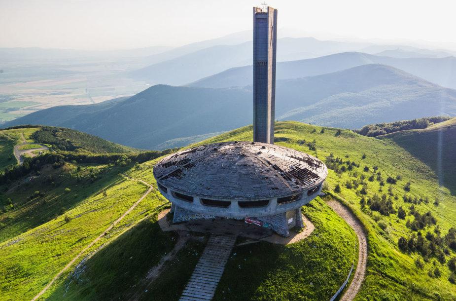 Buzludžos paminklas (Bulgarija)