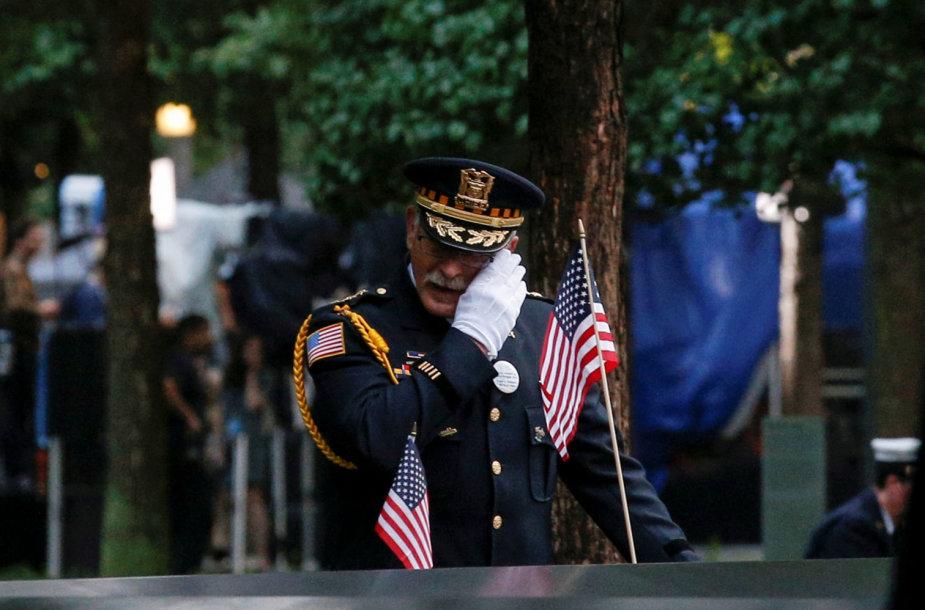 Rugsėjo 11-osios minėjimas Niujorke