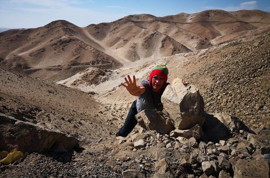 Pakeliui į Bolivijos aukštikalnes