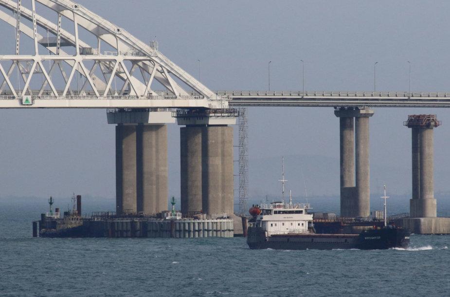 Krymo tiltas per Kerčės sąsiaurį