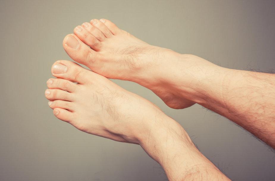 Vyro kojos