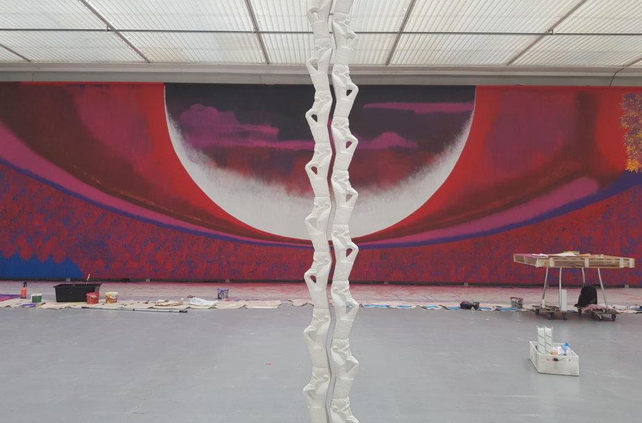 Vasara Šiuolaikiniame meno centre