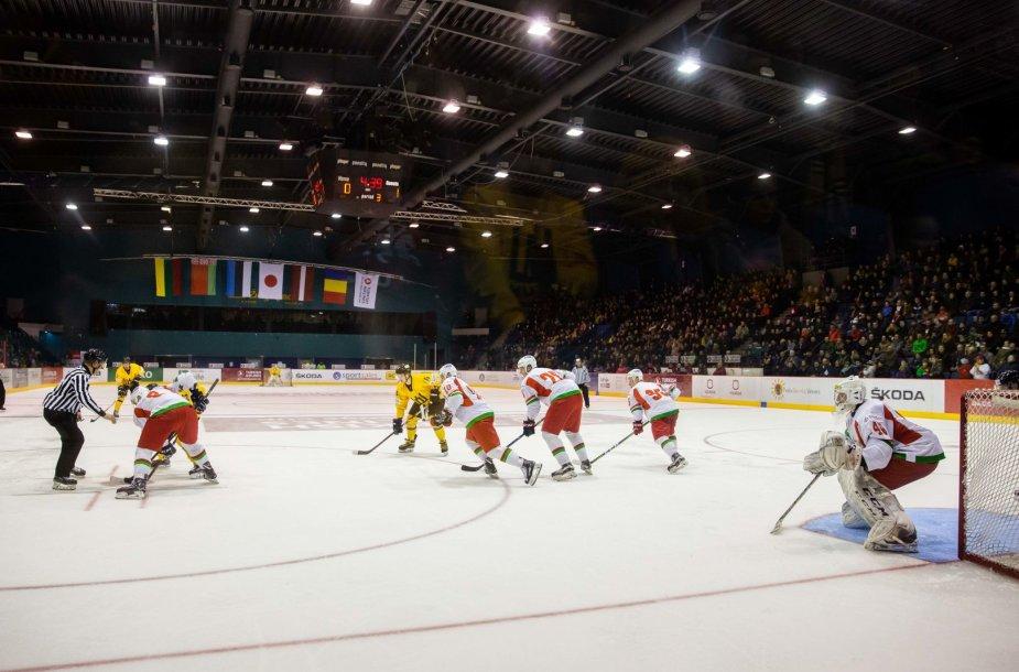 Ledo ritulys: Lietuva – Baltarusija