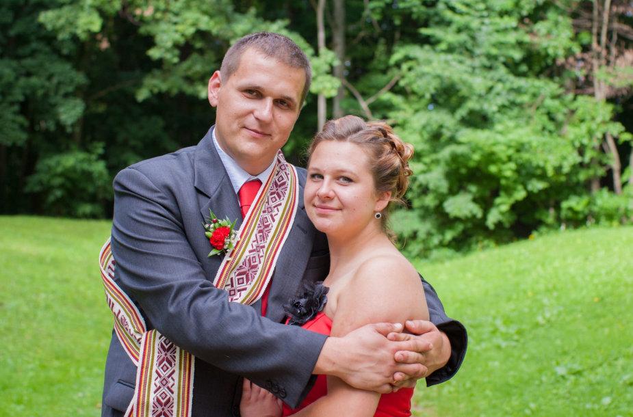 Gineta ir Tomas