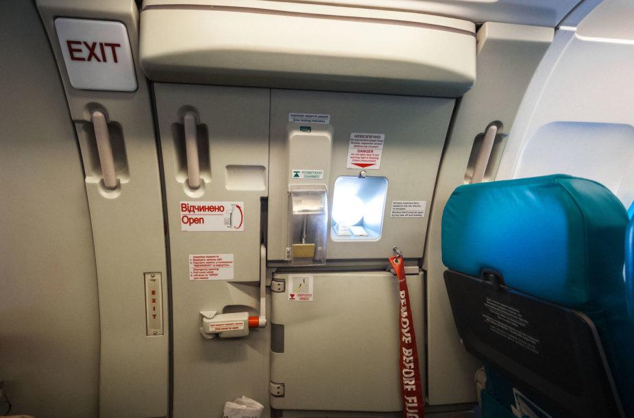 Lėktuvo durys