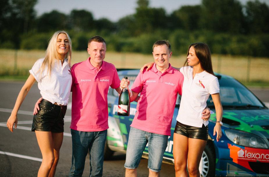 """WELLMAN Rally Team"""