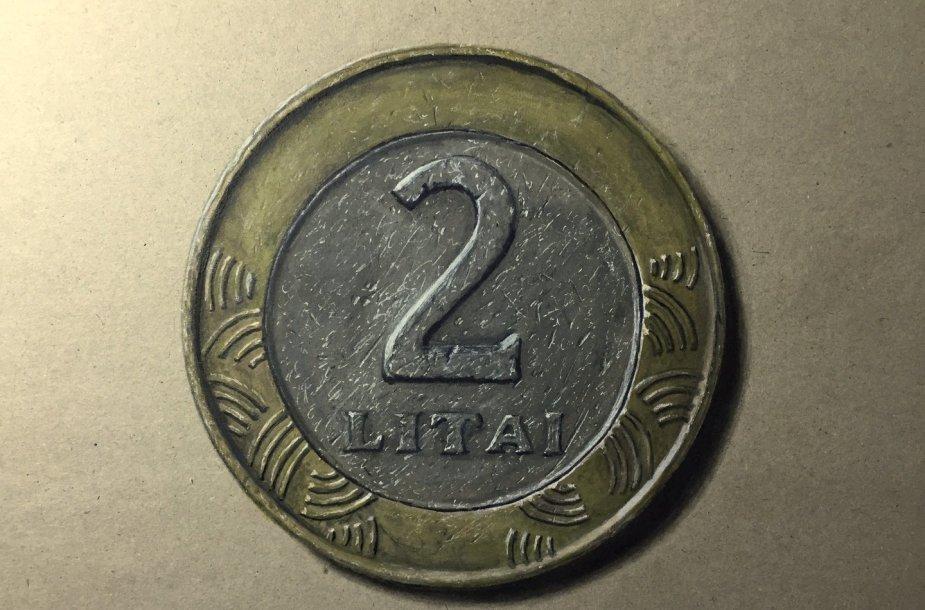 2 litai