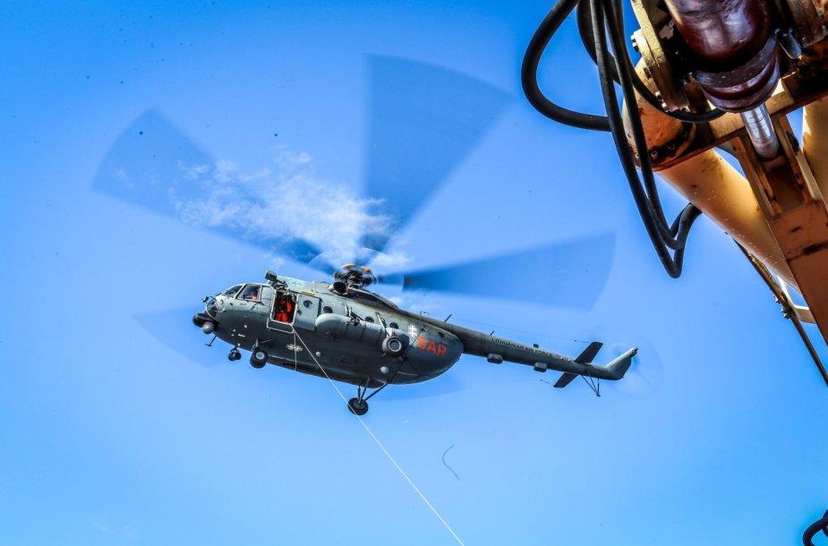 """Sraigtasparnis """"Mi-8T"""""""