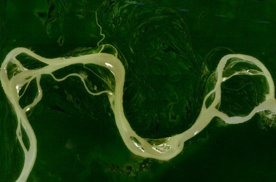 Amazonės upė