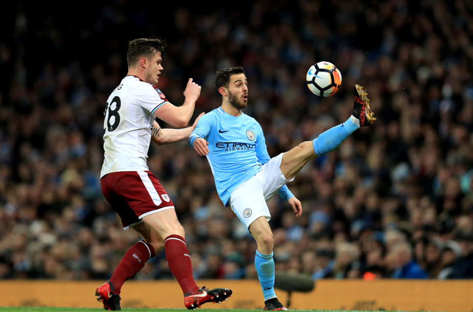 """Manchester City"" – ""Burnley"""