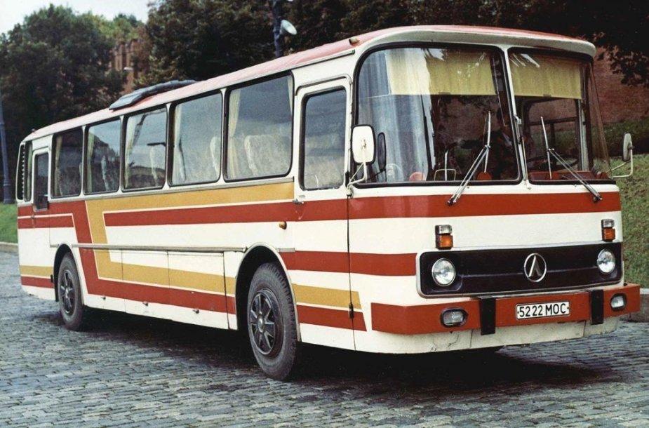 Autobusas LAZ