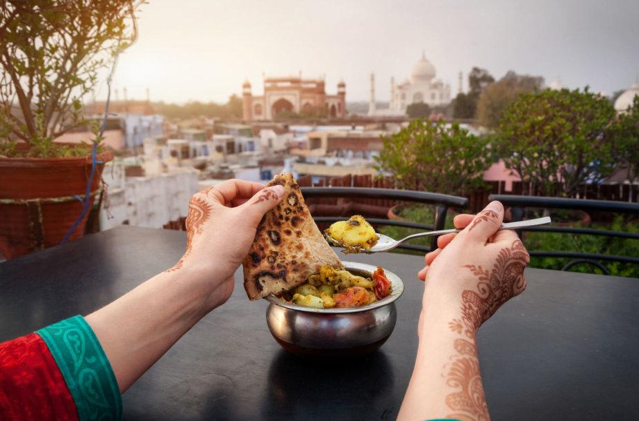 Maistas Indijoje