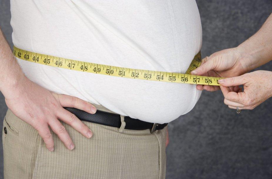 Nutukęs žmogus