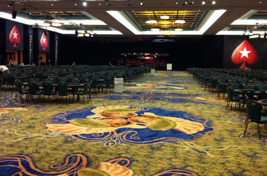 PCA pokerio kambarys Bahamose